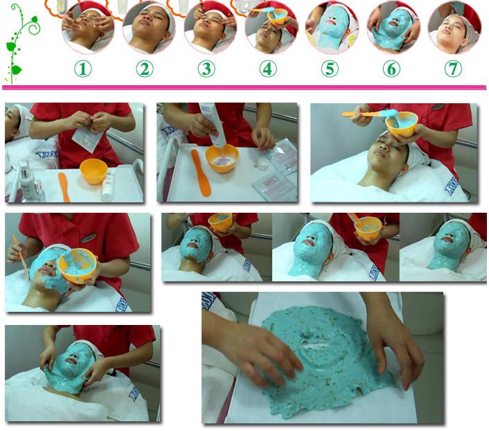 軟膜使用方法